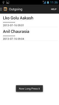 Easy Contact Share apk screenshot