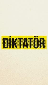 Diktatör poster