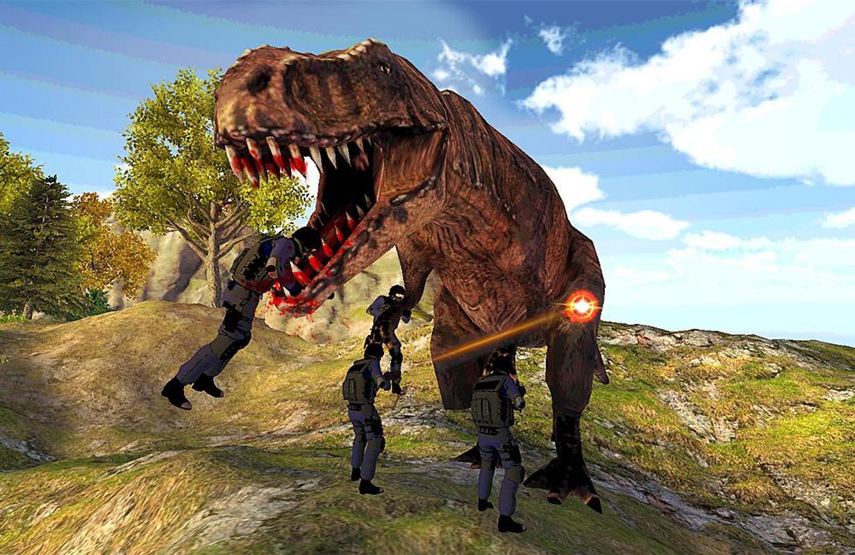 T Rex Free Games