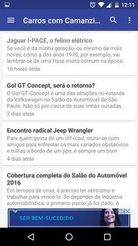 Notícias Automotivas - Carros apk screenshot