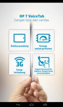 HP 7 VoiceTab poster