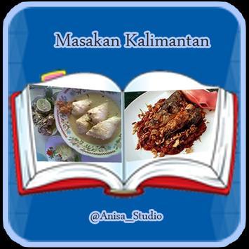 Masakan Kalimantan poster