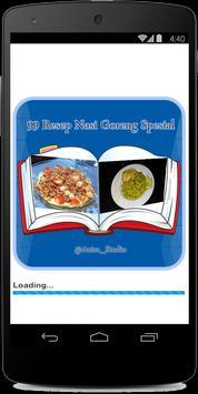 99 Resep Nasi Goreng Spesial poster