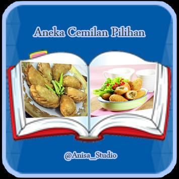 Aneka Cemilan Pilihan apk screenshot