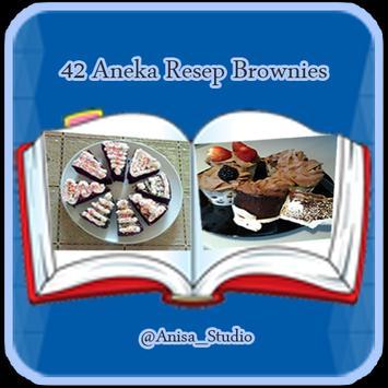 42 Aneka Resep Brownies poster
