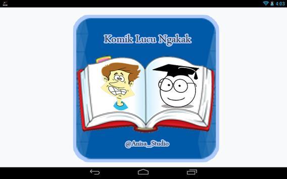 Komik Lucu Ngakak apk screenshot