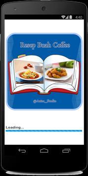Resep Buah Coffee poster