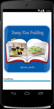 Resep Kue Pudding poster