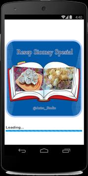 Resep Siomay Spesial poster