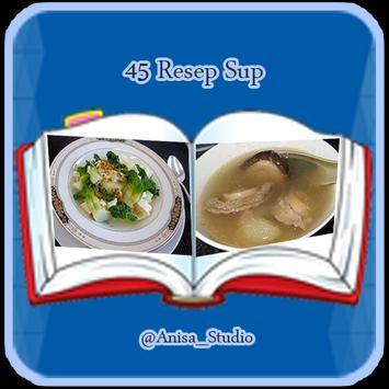 45 Resep Sup poster
