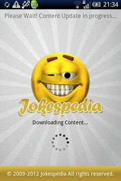 Jokespedia - Funny Jokes App poster