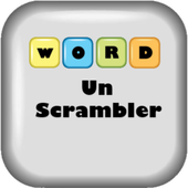 Word Unscrambler icon