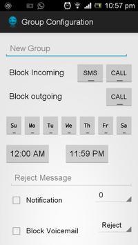 Call Blocker - Knight apk screenshot