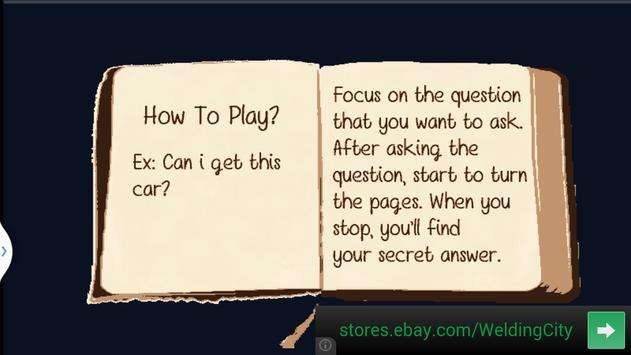 Secret Book apk screenshot