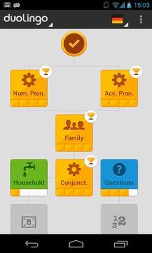 Duolingo: FREE poster