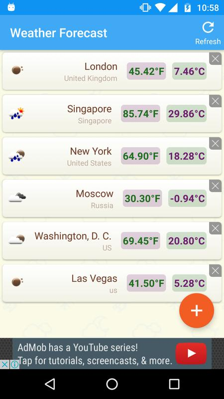 weather forecast apk free weather app for android apkpure