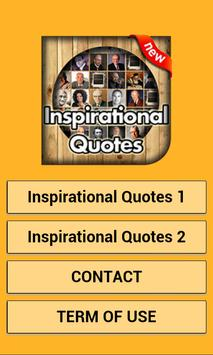 TOP Quotes Inspirational poster