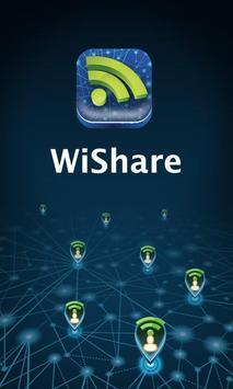 WiShare BETA poster