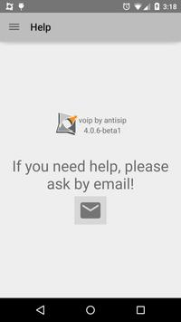 Voip By Antisip (+Video) apk screenshot