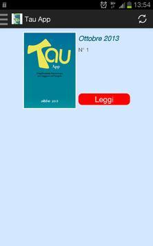 Tau App poster