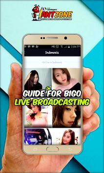 Guide for BIGO LIVE apk screenshot