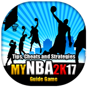 Guide for My NBA 2K17 icon