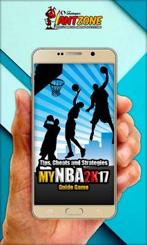 Guide for My NBA 2K17 poster