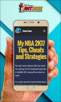 Guide for My NBA 2K17 apk screenshot