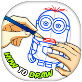 How To Draw Cartoons 2017 icon