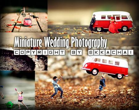Miniature Wedding Photography apk screenshot