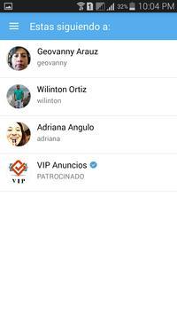 Anuncios en Orellana apk screenshot