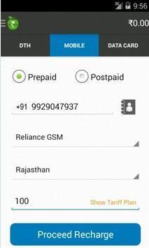 ANY TIME PAY RECHARGE apk screenshot