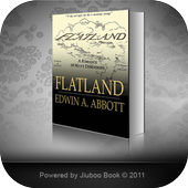 Flatland by Edwin A Abbott icon