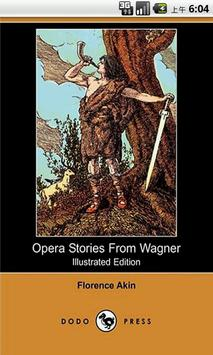 Opera Stories From Wagner poster