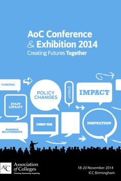AoC 2014 poster