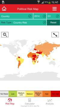 Aon Risk Map - Free apk screenshot