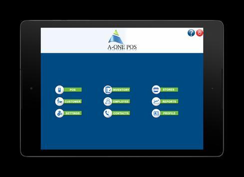 AOnePos apk screenshot