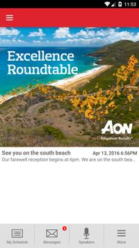 Aon Hewitt Conferences poster