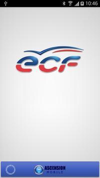 ECF Midi France poster
