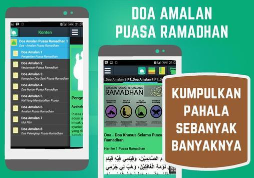 Doa - Amalan Puasa Ramadhan apk screenshot