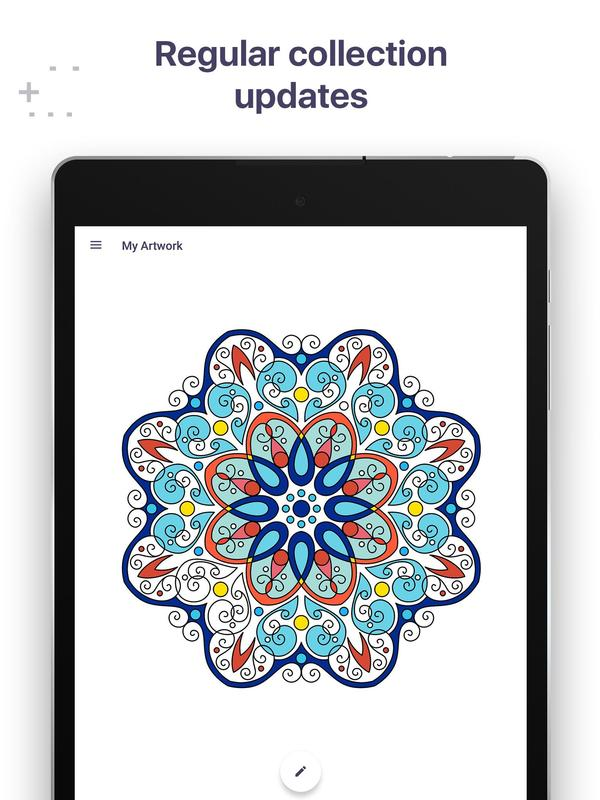 Coloring book for me mandala apk download free Coloring book for me apk