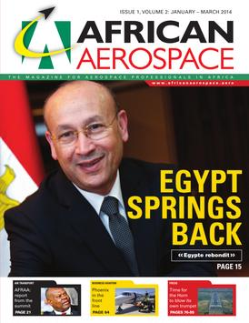 African Aerospace Magazine poster