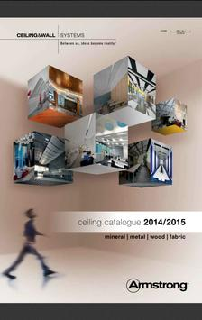 Armstrong Ceiling Solutions poster