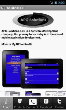 APG Solutions LLC poster
