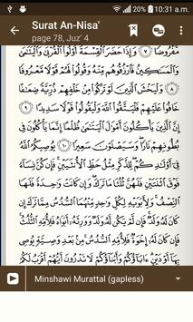 Quran Mp3 Free apk screenshot