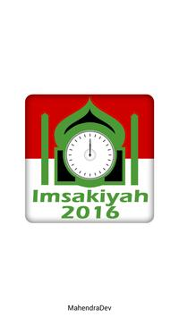 Imsakiyah Ramadhan Indonesia poster