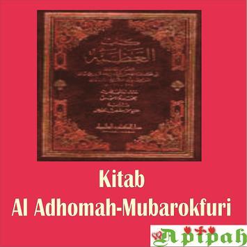 Kitab Al-Adhomah-Mubarakfuri apk screenshot