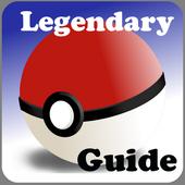Guide to Legendary Pokemon GO icon
