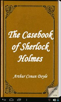 Casebook of Sherlock Holmes poster
