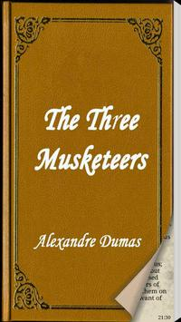 The Three Musketeers - eBook poster